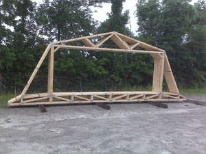 Learn Gambrel Shed Brackets