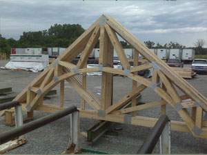 Roof Trusses Home Depot